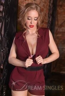 Beautiful Russian Woman Anastasia from Kharkov