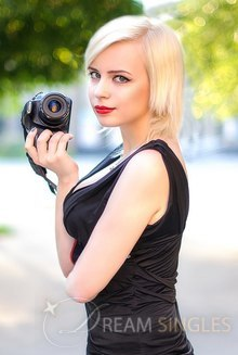 Beautiful Russian Woman Olesia from Kiev