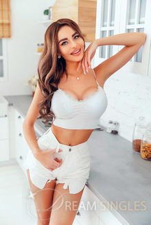 Beautiful Russian Woman Maria from Kiev