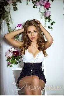 Beautiful Russian Woman Veronika from Kiev