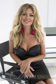 Beautiful Woman Christina from Kiev