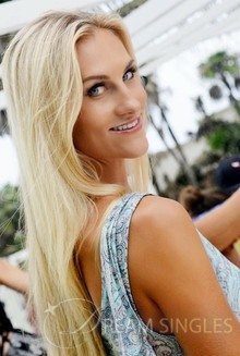 Beautiful Woman Nadezhda from Playa del Carmen