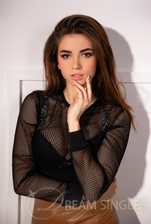 Beautiful Woman Karina from Kharkov