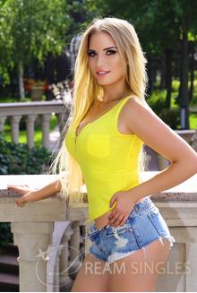 Beautiful Woman Aleksandra from Kiev