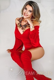 Beautiful Russian Woman Oksana from Simferopol
