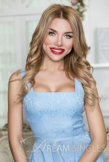 Beautiful Woman Mariana from Lutsk