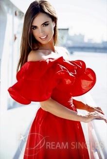 Gorgeous Woman Julia