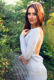 Beautiful Russian Woman Anna from Berdyansk