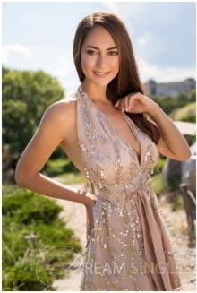 Gorgeous Lady Olga