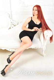 Stunning Woman Julia