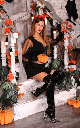 Beautiful Woman Victoria from Kharkov