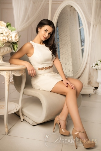 Beautiful Woman Lilia from Kiev