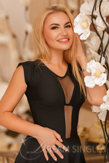 Beautiful Woman Maria from Kharkov