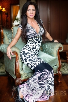 Beautiful Russian Woman Olga from Odessa