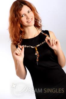 Beautiful Russian Woman Oksana from Kiev