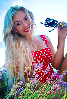 Beautiful Russian Woman Marina from Sevastopol