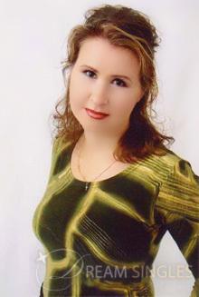Beautiful Russian Woman Angela from Sarata