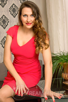 Beautiful Russian Woman Lubov from Nikolaev