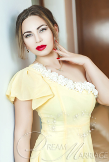 Beautiful Russian Woman Inessa from Lugansk