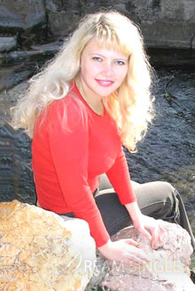 Beautiful Russian Woman Svetlana from Simferopol
