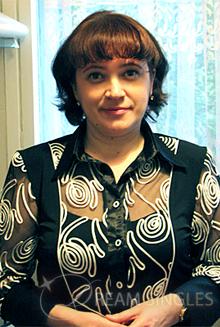 Beautiful Russian Woman Ludmila from Novgorodskaya region, Chudovsky region