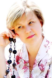 Beautiful Russian Woman Ludmila from Pskov