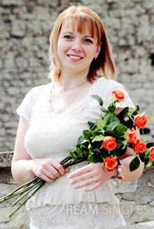 Beautiful Russian Woman Julia from Pskov