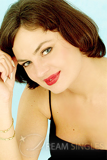 Beautiful Russian Woman Svetlana from Minsk