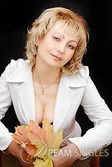 Beautiful Russian Woman Galina from Mariupol, s.Berdyanskoe