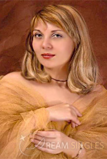 Beautiful Russian Woman Svetlana from Nikolaev
