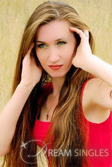 Beautiful Russian Woman Lubov from Mariupol