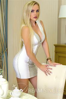 Beautiful Russian Woman Daria from Kiev