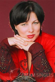 Beautiful Russian Woman Marina from Saint Petersburg
