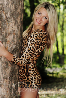 Beautiful Russian Woman Natalia from Kiev