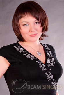 Beautiful Russian Woman Yana from Novosibirsk