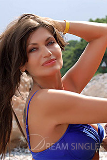 Beautiful Russian Woman Olga from Sverdlovsk