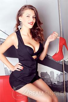 Beautiful Russian Woman Zhanna from Lugansk