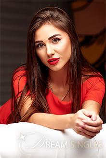Beautiful Russian Woman Polina from Kiev