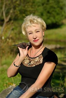 Beautiful Russian Woman Nina from Petrozavodsk