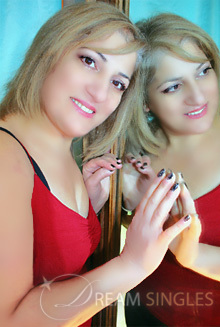 Beautiful Russian Woman Anait from Erevan
