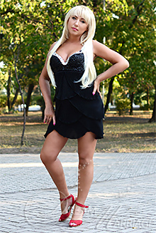 Beautiful Russian Woman Elena from Mariupol