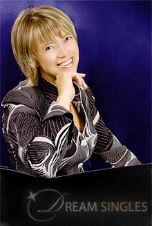 Beautiful Russian Woman Irina from Volnovakha