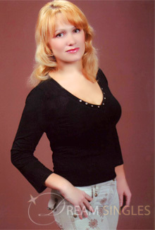 Beautiful Russian Woman Alla from Zaporozhye