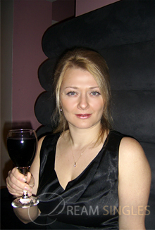 Beautiful Russian Woman Anna from -