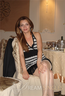 Beautiful Russian Woman Kristina from San Fernando