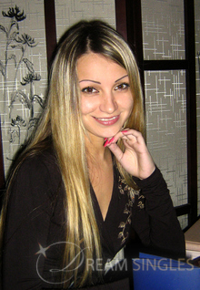 Beautiful Russian Woman Alina from Mariupol