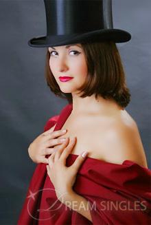 Beautiful Russian Woman Tatiana from Chernivtsi