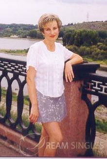 Beautiful Russian Woman Raisa from Kemerovo