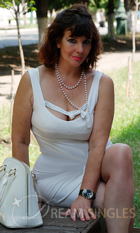 Beautiful Russian Woman Natalia from Mariupol