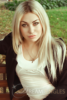 Beautiful Russian Woman Anna from Nikolaev